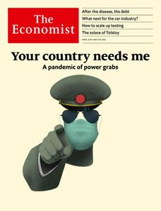 The Economist Middle East and Africa Edition – 25 April 2020