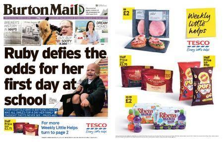 Burton Mail – September 06, 2018
