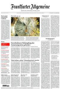 Frankfurter Allgemeine Zeitung F.A.Z. mit Rhein-Main Zeitung - 19. Juli 2019