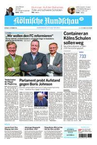 Kölnische Rundschau Wipperfürth/Lindlar – 04. September 2019