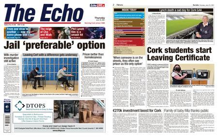 Evening Echo – June 10, 2021