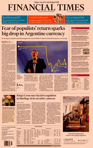 Financial Times UK – 13 August 2019
