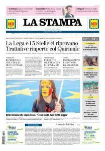 La Stampa Torino Provincia e Canavese - 30 Maggio 2018