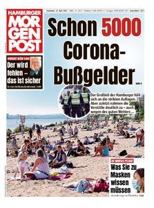 Hamburger Morgenpost – 25. April 2020