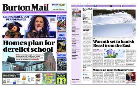 Burton Mail – March 05, 2018