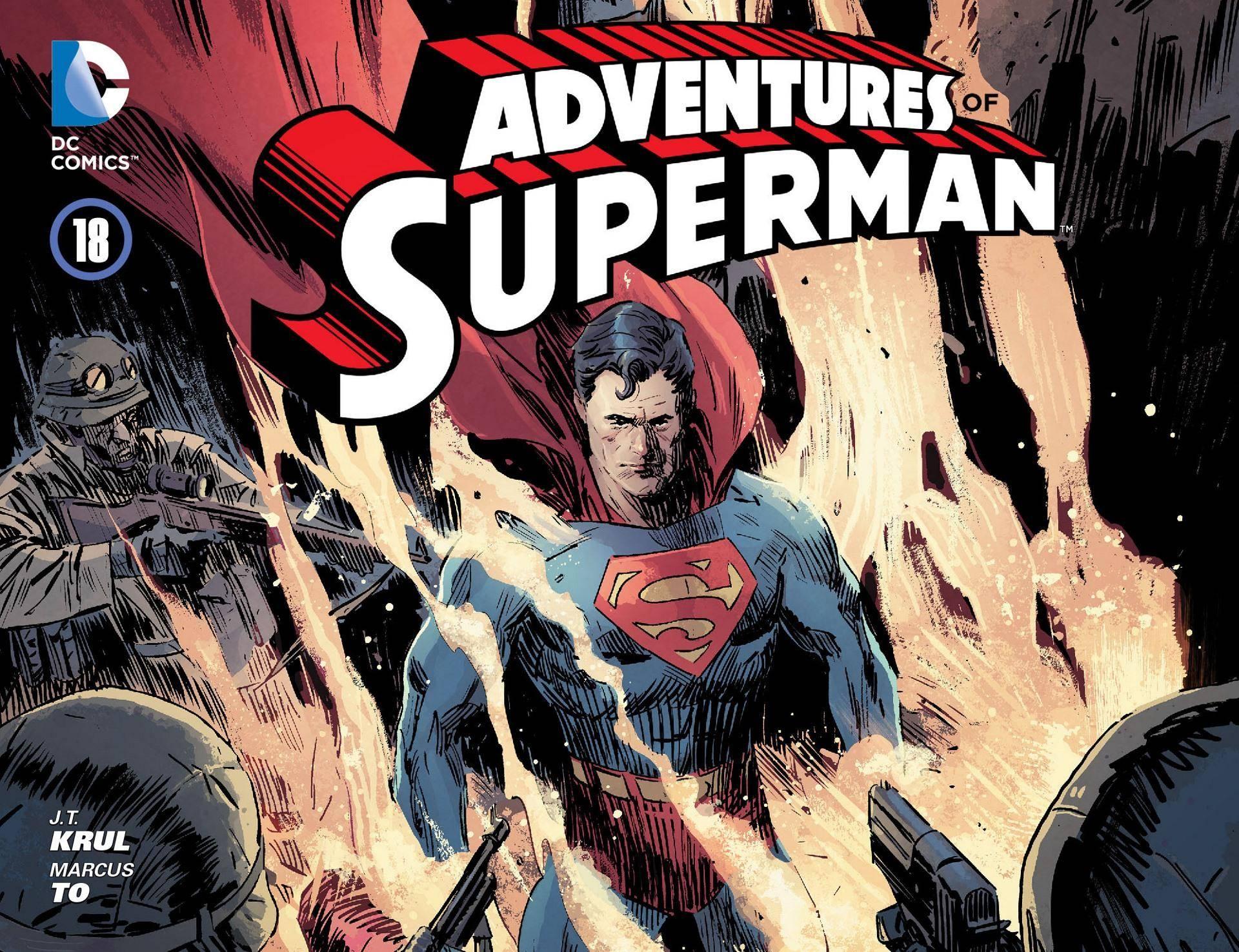 Adventures of Superman 018 2013 Digital