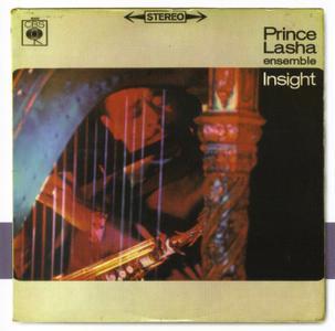 Prince Lasha Ensemble - Insight (1966) {CBS--Dusty Groove DGA3023 rel 2009}
