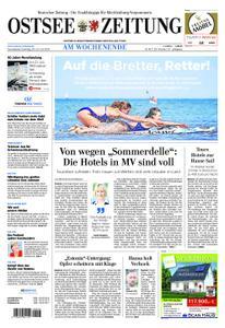 Ostsee Zeitung Rostock - 20. Juli 2019