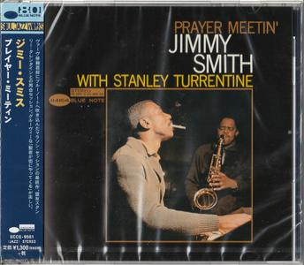 Jimmy Smith With Stanley Turrentine - Prayer Meetin' (1964) {2019, Japanese Reissue, Limited Edition}