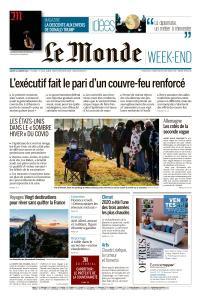 Le Monde du Samedi 16 Janvier 2021