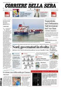 Corriere della Sera – 20 luglio 2019