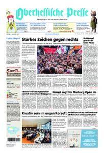 Oberhessische Presse Marburg/Ostkreis - 08. September 2018