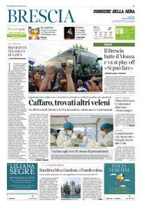 Corriere della Sera Brescia - 11 Maggio 2021