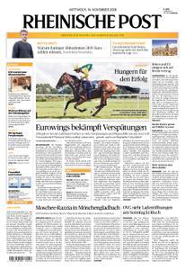 Rheinische Post – 14. November 2018