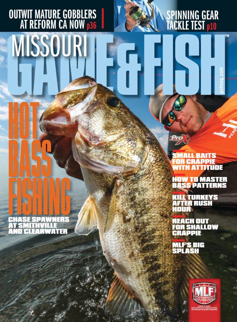 Missouri Game & Fish - April 2019