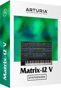 Arturia Matrix-12 V2 v2.4.1.2810 WiN