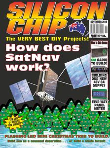 Silicon Chip - November 2019