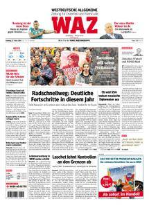 WAZ Westdeutsche Allgemeine Zeitung Oberhausen-Sterkrade - 27. März 2018