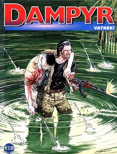 Dampyr - Volume 40 - Vathek!