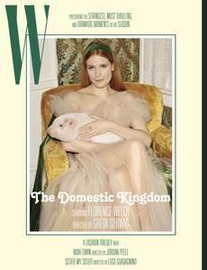 W Magazine - February 2018