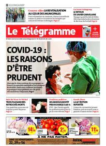 Le Télégramme Guingamp – 12 mars 2020