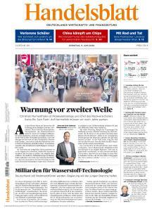 Handelsblatt - 9 Juni 2020