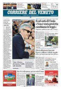 Corriere del Veneto Vicenza e Bassano – 09 settembre 2018