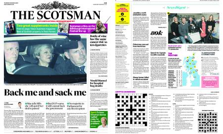 The Scotsman – March 28, 2019