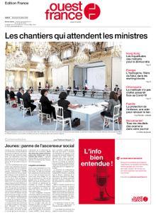 Ouest-France Édition France – 08 juillet 2020
