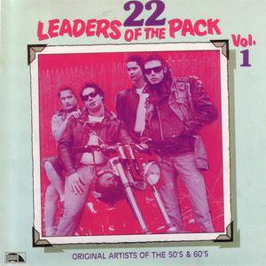 VA - 22 Leaders Of The Pack Volume One (1989) {Laurie} **[RE-UP]**