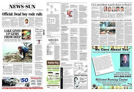 Lake County News-Sun – November 08, 2017