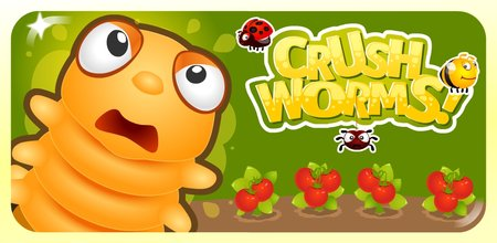 Crush Worms v1.0.2 Android