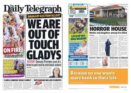 The Daily Telegraph (Sydney) – September 10, 2018