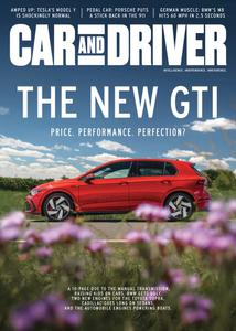 Car and Driver USA - August 2020