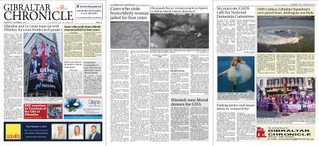 Gibraltar Chronicle – 21 September 2021