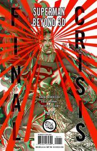 Final Crisis - Superman Beyond 01 (of 02) (2008) (both covers)