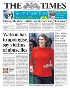 The Times - 23 July 2019