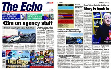 Evening Echo – March 08, 2019