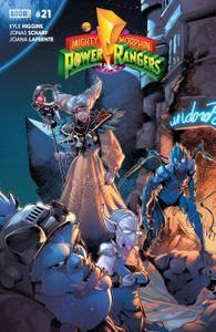Mighty Morphin Power Rangers 021 2017 Digital Kileko-Empire