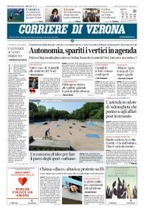 Corriere di Verona – 24 luglio 2019