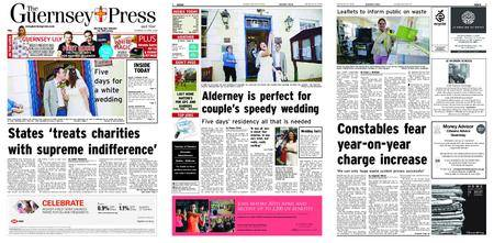 The Guernsey Press – 21 April 2018