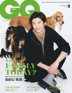 GQ Japan - 7月 2019