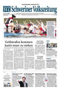 Schweriner Volkszeitung Hagenower Kreisblatt - 19. August 2019