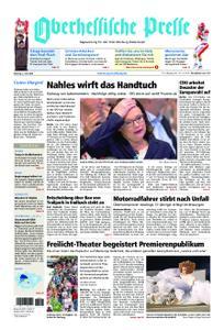 Oberhessische Presse Marburg/Ostkreis - 03. Juni 2019