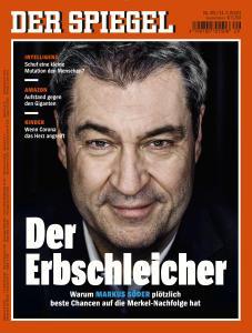 Der Spiegel - 11 Juli 2020