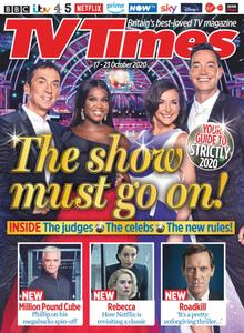 TV Times - 17 October 2020