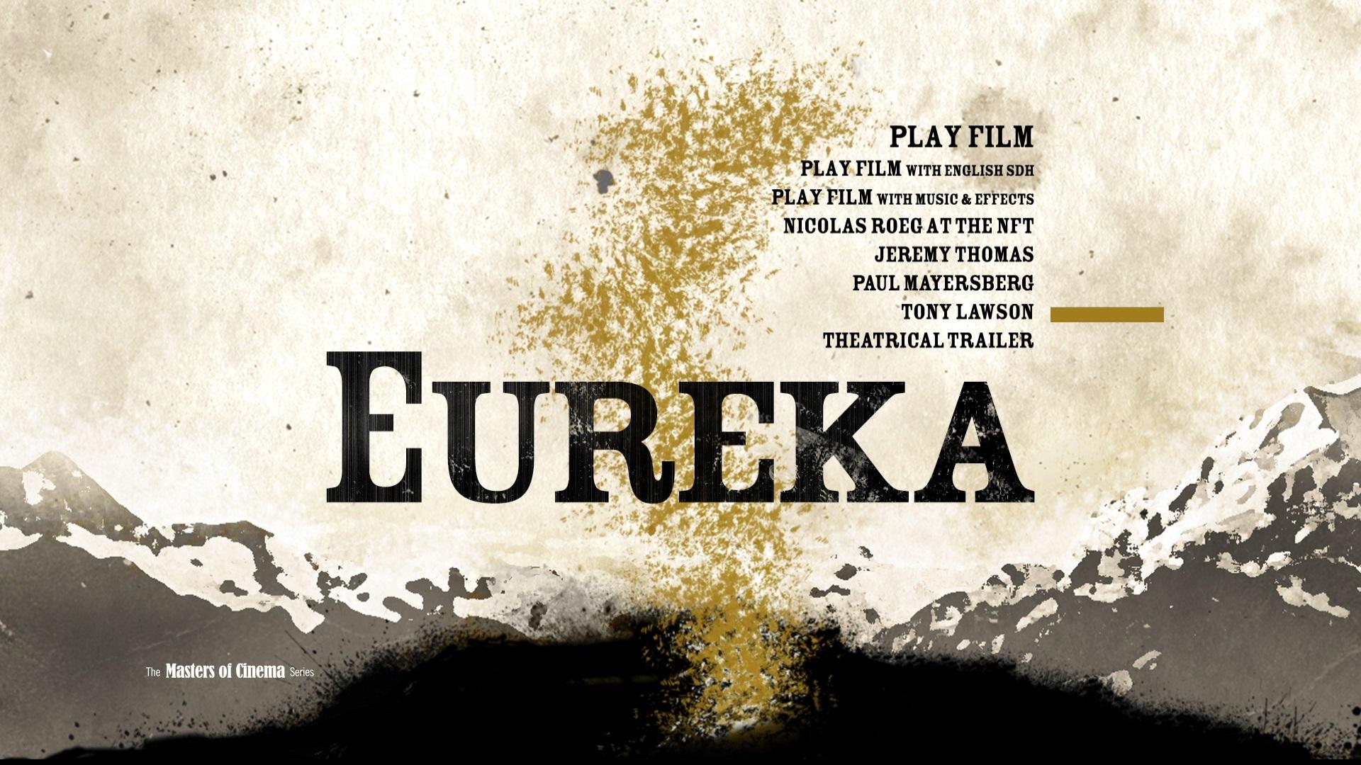 Eureka (1983) [Masters of Cinema - Eureka!]