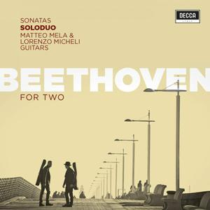SoloDuo, Lorenzo Micheli & Matteo Mela - Beethoven For Two (2019)