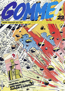 Gomme! - Tome 23
