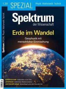 Spektrum der Wissenschaft Spezial - Physik Mathematik Technik - Nr.1 2020